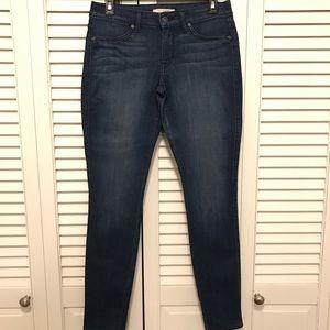 Rich & Skinny blue-washed denim skinny jeans